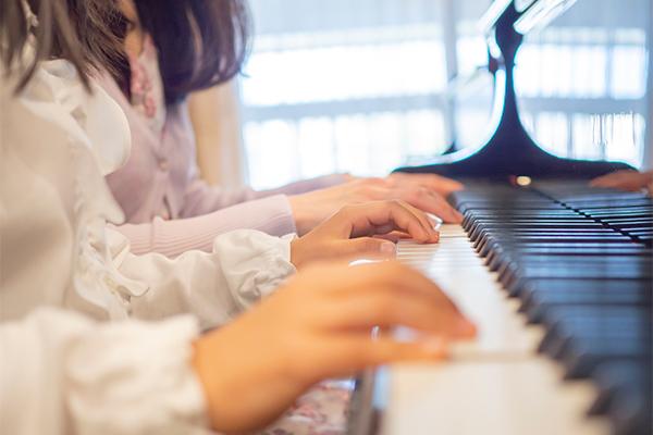 知育プレピアノコース